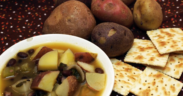 Sam's Potato Soup